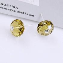 crystal earring 980251