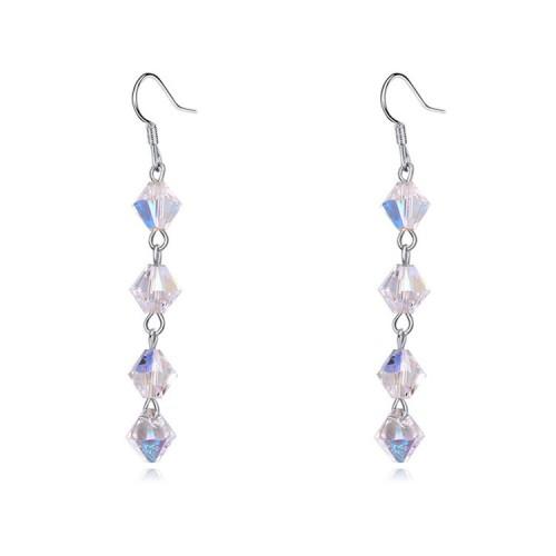 silver earring 23882