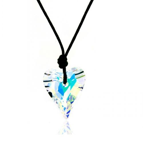 silver  Heart necklace 1162308