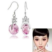crystal earring 980187