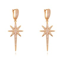 snowflake earring 27033