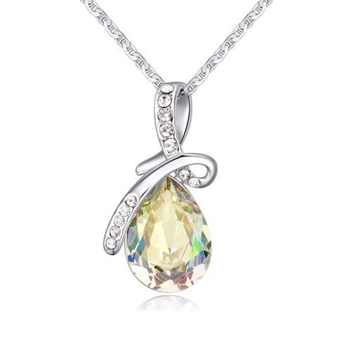 silver necklace 24331