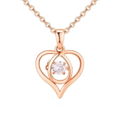 heart necklace 30388