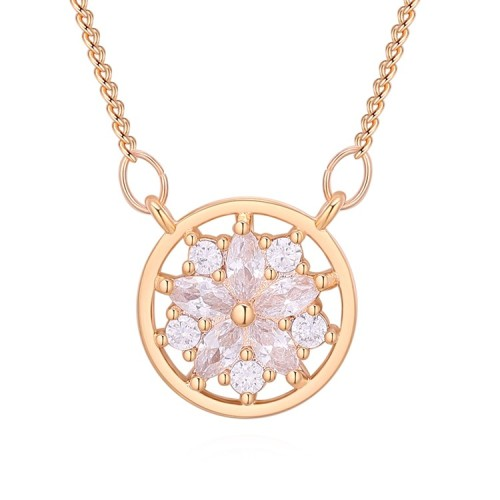 flower necklace 30369