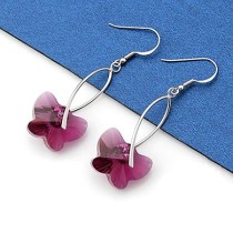 crystal earring 980580