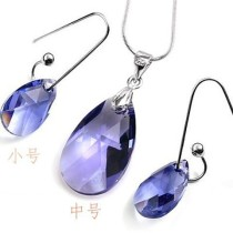 crystal pendant set970207