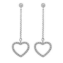 long heart earring q1010916a