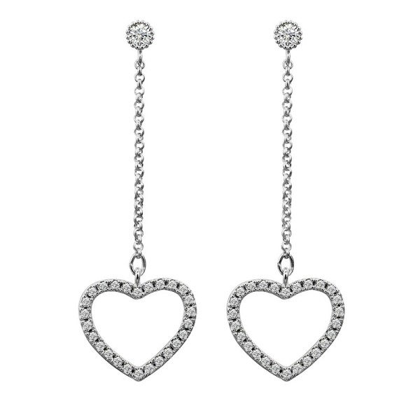 long heart earring q1010916a