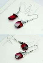 crystal earring 980439