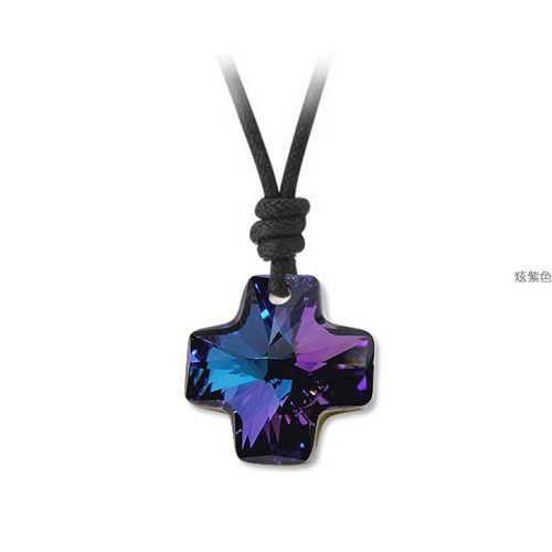 20mm cross necklace080206