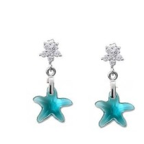 - Starfish  earrings980505