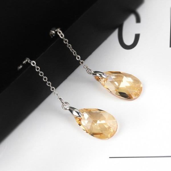 long drop earring 16mm