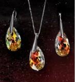 crystal pendant set9702245