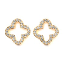 four leaf clover earring q9990705a