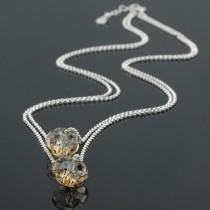 crystal necklace970313