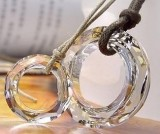 crystal pendant set970227