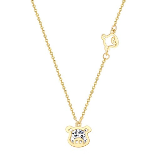 pig necklace 30431