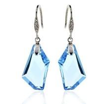 24mm crystal earring990146