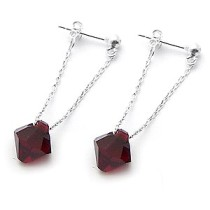 crystal earring 980186