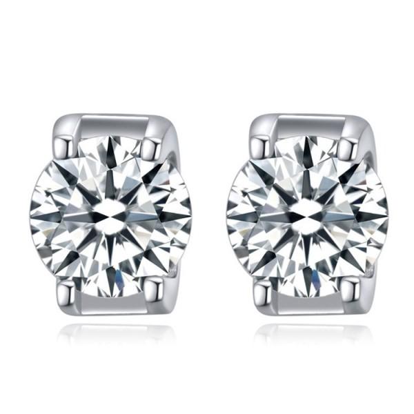 silver earring 24310