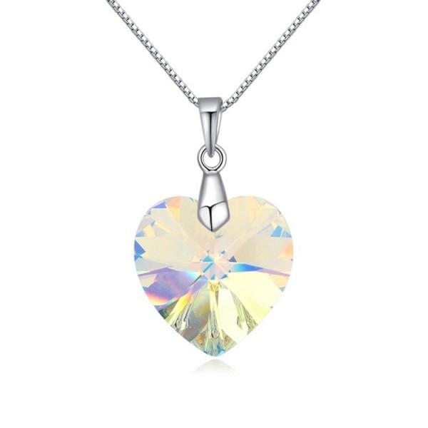 silver necklace 24086