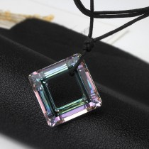 Square necklace 30mm