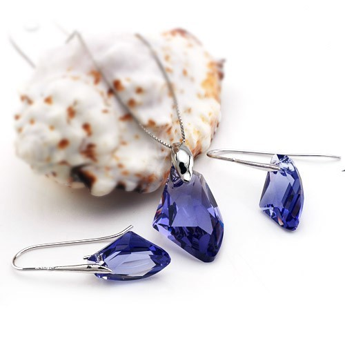 crystal pendant set9702244