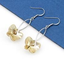crystal earring 980579
