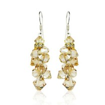crystal earring 980516