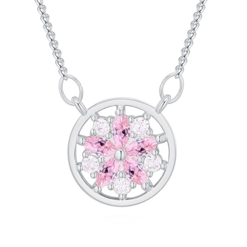 flower necklace 30371