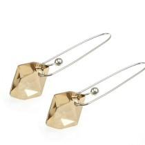 crystal earring 980218