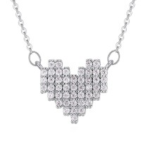 heart necklace 30464