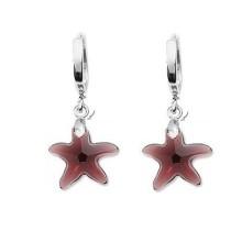 crystal earring 980482