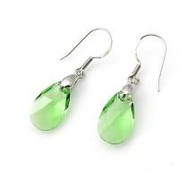 6106  crystal   earrings050513
