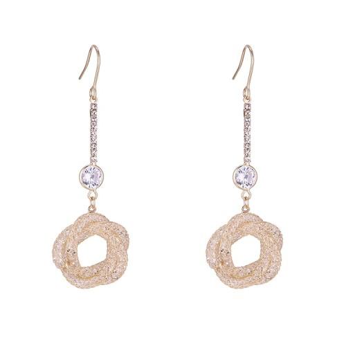 flower earring 30658