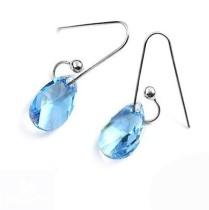 crystal earring 980216