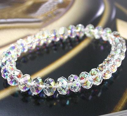 crystal bracelet970713(8mm)