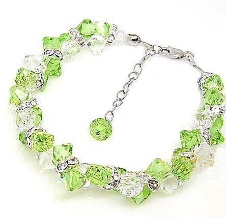 crystal bracelet970734(8mm)
