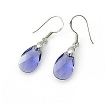 6106  crystal   earrings050511