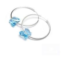 strassButterfly earring980124