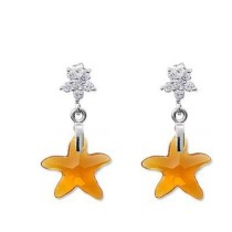 - Starfish  earrings980501