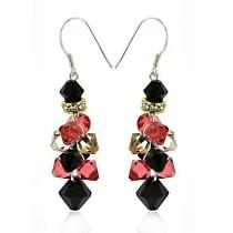 crystal earring 980534