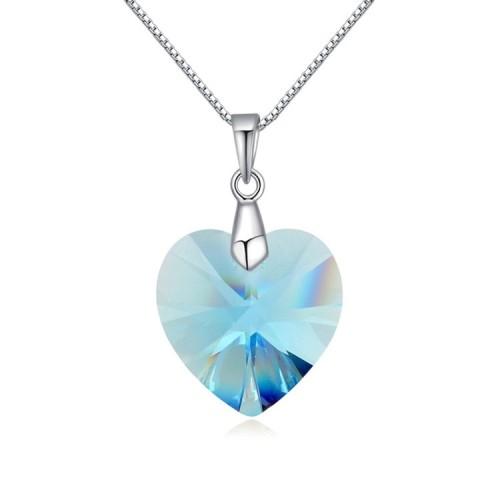 silver necklace 24089