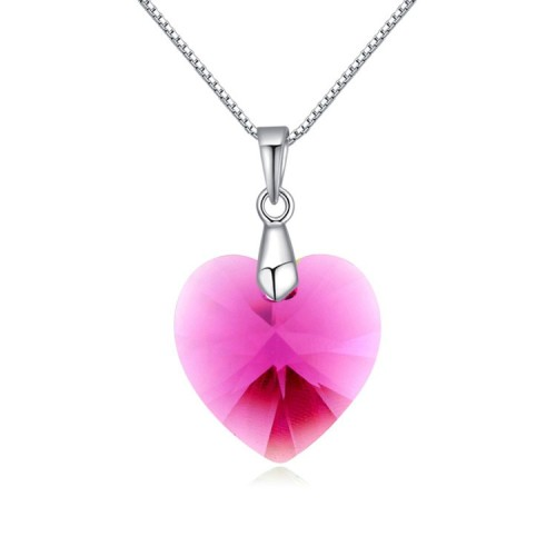 silver necklace 24090