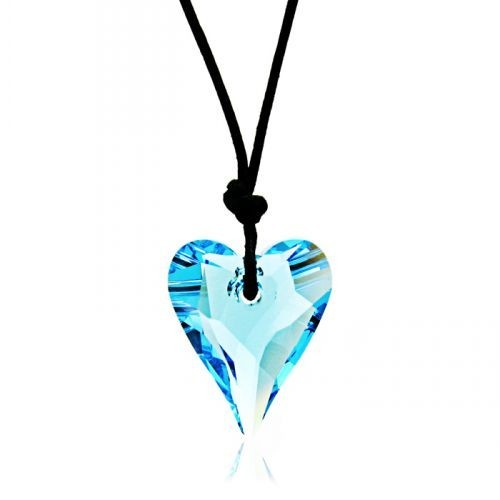 silver  Heart necklace 1162302
