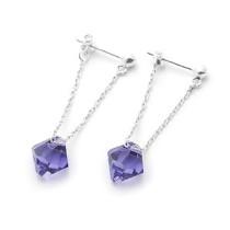 crystal earring 980185