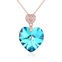 silver necklace 21928