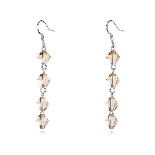 silver earring 23884
