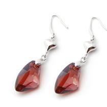 crystal earring 980524