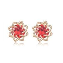 cz stone earring 9041